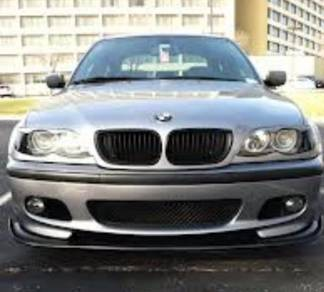 Bmw e46 front lip hamman for bumper m sport