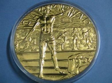 Olympiad St. Louis USA commemorative coin medal