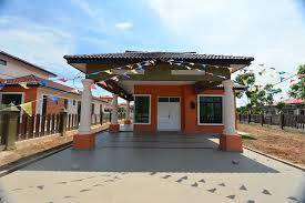 New FREEHOLD BUMI Single Stry Bungalow Bukit Katil, Ayer Keroh nr Aeon