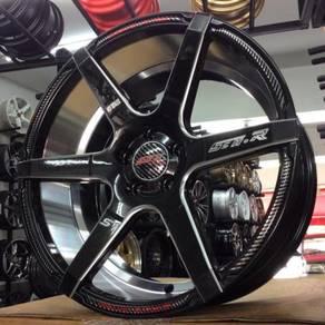 Sport rim SS2 R 6SPOKE Design 17