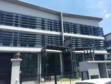 3sty Semi D Factory, Gated Guarded, Nouvelle Industrial Park, Balakong
