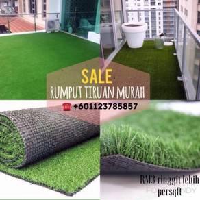 Harga promosi rumput tiruan / artificial grass P1