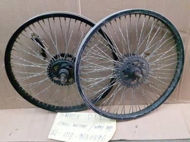 Rim basikal BMX 20