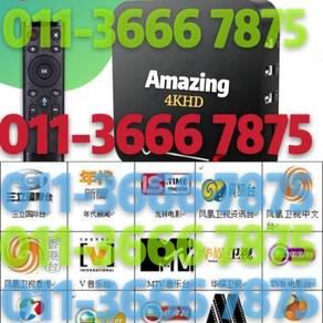 L1FETIME Tv Android UHD Box +fullSTRO iptv