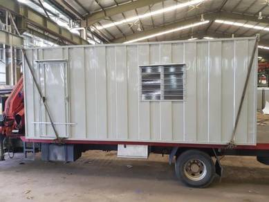 Cabin Heavy Duty Site Office JHR