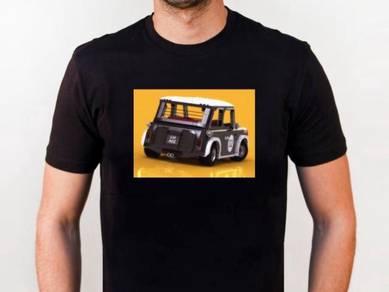 Tshirt Baju MINI M4 TSV Siap Pos Laju