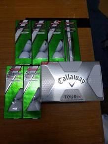 Golf Ball Srixon Soft Feel & Callaway Tour i