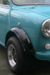 Classic mini part wheel arch klasik mini