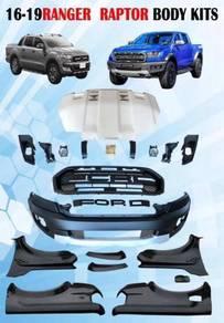 Ford ranger t7 t8 raptor bumper bodykit fender 11