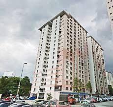 Flat Pelangi Damansara, Damansara Damai