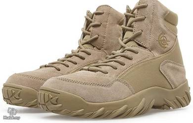 CQB camouflage army boots shoes