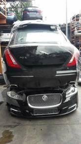 Jaguar XJT Turbo 2011 Engine Gearbox Body Parts