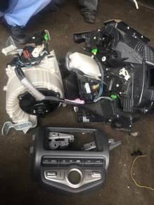 Honda Fit GD3 Digital Aircond Control Panel set