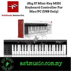 IK Multimedia keys 37 mini-key USB controller