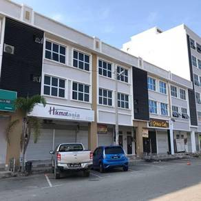 Mentakab township shoplot for rent