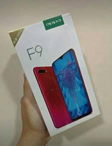 Oppo f 9 new set