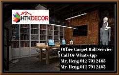 HOToffer Modern Carpet Roll-With Install 13T1