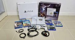 PS4 Limited Edition Fullbox