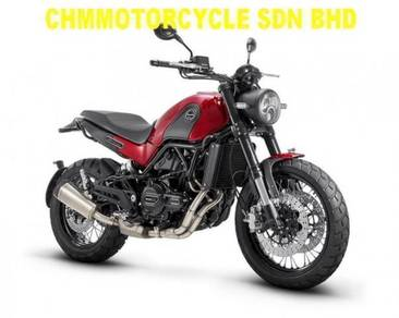 Promotion meletop trmurah new benelli leoncino 500