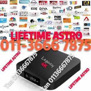 UHD Tv Android fullSTR0 box LIVETIME 4K iptv