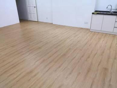 Vinyl Floor Wallpaper Laminate Wooden Floor Z335