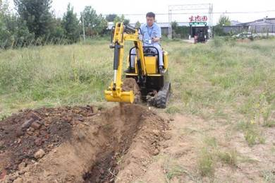 Excavator Linhai (new) kuantan