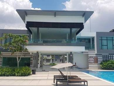 2 sty Terrace House 2230 sqft Lakeside Residence, Puchong, Lake View
