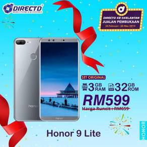 PROMOSI > Honor 9 Lite ( 3GB RAM | 32GB ROM )