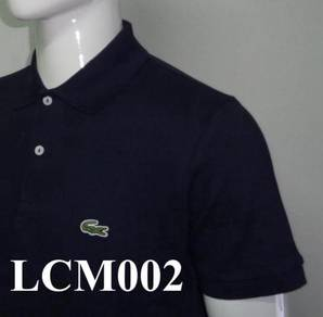Lacoste Classic Men Polo Shirt - CODE LCM002