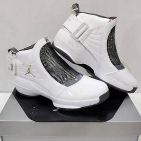 Air Jordan 19 Melo Flint Grey