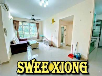 ALL SEASON PLACE SRRING 856SF 1CPak Fully Furnish Reno CHEAPEST RENT