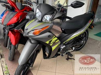 Yamaha lagenda 115 efi new bike