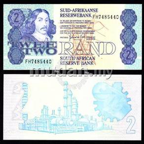 SOUTH AFRICA banknote 2 RAND (1983-90) unc