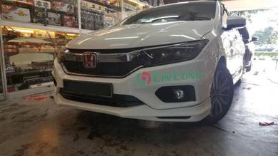 New city facelift 2018 modulo bodykit skrit lip