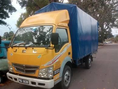 JBC 3ton lorry