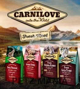 Carnilove Grain Free Cat Food 2kg / 6kg