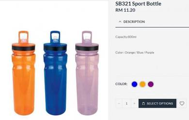 Jual Sport Bottle SB321