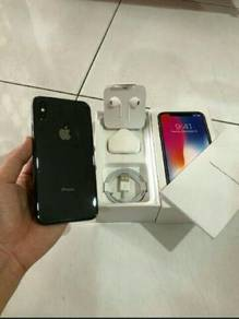 Iphone x 256gb myset