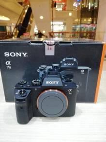 Sony a7 ii body - 99% new (sc 5k only)