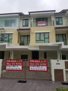 [New Unit] 2.5 Sty Terrace House Puchong Residences, LRT