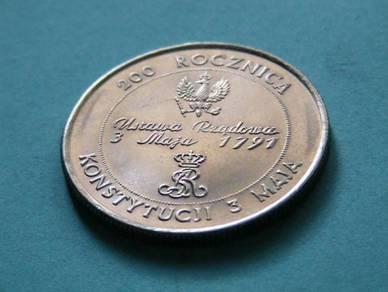 Poland 10,000 Zlotych 1991