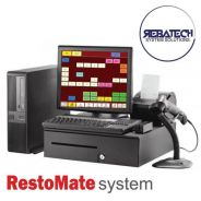 Retail dan F&B POS Systems(Restomate system)