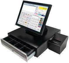 Machine Cashier POS System caunter Cash Register