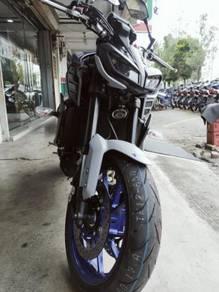 Yamaha mt09 tracer gt