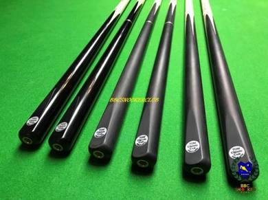 Thailand TOM Classic One Piece and 3/4 Snooker Cue