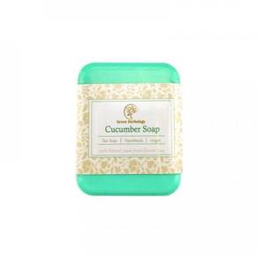 Cucumber Extract Soap 100g