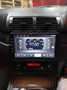 Android Big Screen Player BMW E46