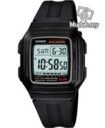 CASIO F-201W Original Genuine Authentic Casio