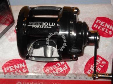 Fishing Reel PENN Formula 10LD Lever Single Drag