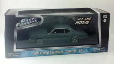 Greenlight F&F Dom's 1970 Chevrolet Chevelle SS